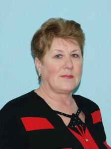 Председатель профсоюзной организации Зинаида Андреевна Глазкова