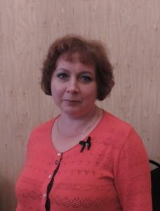 Председатель профсоюзной организации Ольга Викторовна Голодаева.