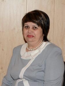 Председатель профсоюзной организации Нина Константиновна Лебедева
