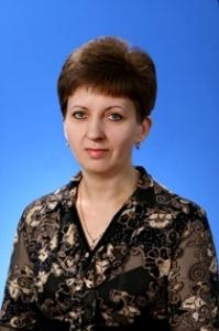 Председатель профсоюзной организации Марина Юрьевна Поздеева