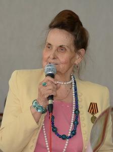 Председатель профсоюзной организации Любовь Николаевна Рябинкина