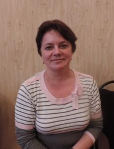Председатель профсоюзной организации Соколова Лариса Владимировна