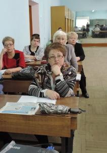 Председатель профсоюзной организации - Польчак Галина Юрьевна