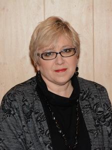 Председатель профсоюзной организации Любовь Вадимовна