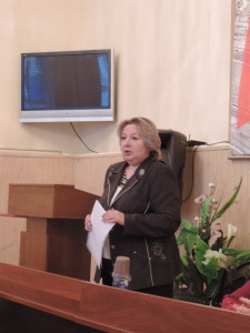 Заместитель директора Института развития образования Медведева Виолетта Вениаминовна
